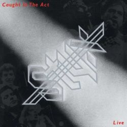 STYX - CAUGHT IN THE ACT - 2 VINILOS [LP]