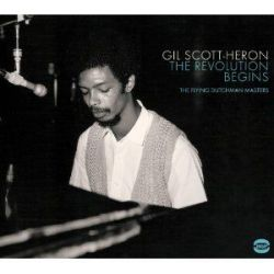GIL SCOTT-HERON - THE REVOLUTION BEGINS - FLYING [CD]