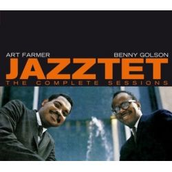 Jazztet - The Complete Sessions - Art Farmer - Benny Golson [CD]