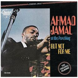 AHMAD JAMAL - AT THE PERSHING-BUT NOT JZ [CD]