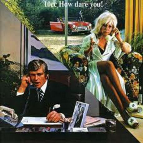 10 CC - HOW DARE YOU [CD]