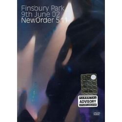 NEW ORDER - LIVE AT FINSBURY PARK [DVD]