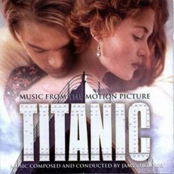 TITANIC - MUCIS FROM THE PICTURE BSO [CD]