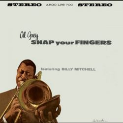 AL GREY - SNAP YOUR FINGERS JZ [CD]