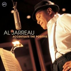 AL JARREAU - ACCENTUATE THE POSITIVE JZ [CD]