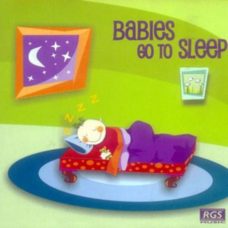 BABIES GO - TO SLEEP [CD]