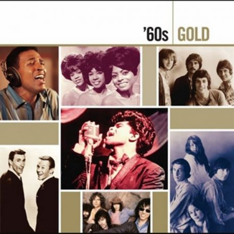60'S GOLD - VARIOS - 2CDS [CD]