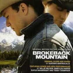 B.S.O. - BROKEBACK MOUNTAIN - SANTAOLALLA JZ [CD]