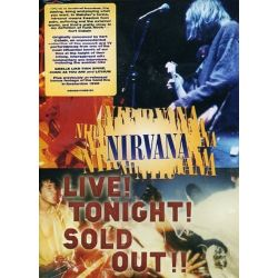 NIRVANA - LIVE TONIGHT SOLD OUT! [DVD]