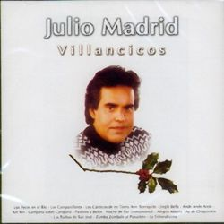 JULIO MADRID - VILLANCICOS [CD]