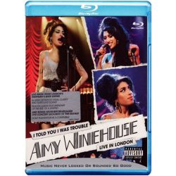 AMY WINEHOUSE - I TOLD YOU I WAS TROUBLE [BLU RAY]
