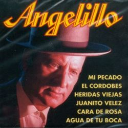 ANGELILLO - MI PECADO [CD]