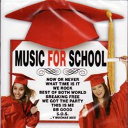 MUSIC FOR SCHOOL - VARIOS