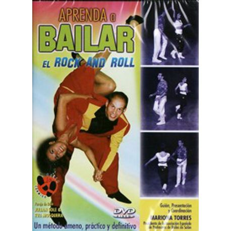 Aprende A Bailar El Rock And Roll [DVD]