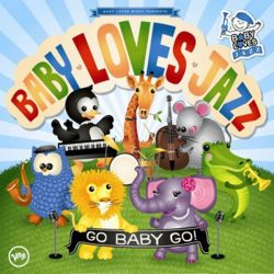 BABY LOVES JAZZ - GO BABY GO - VARIOS [CD]