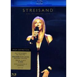 BARBRA STREISAND - THE CONCERTS -BLU-RAY -