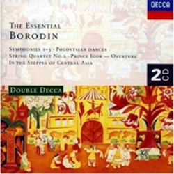 BORODIN - THE ESSENTIAL 2CDS
