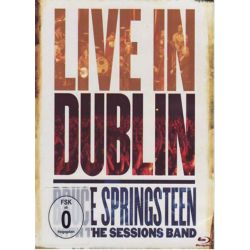 BRUCE SPRINGSTEEN - LIVE IN DUBLIN -BLURAY VIDEO -