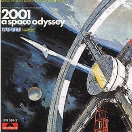 2001 A SPACE ODYSSEY - VARIOS - BSO [CD]