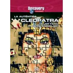 DISCOVERY - CLEOPATRA [DVD]