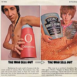 THE WHO - THE WHO SELL OUT VINILO [LP]