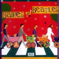 BABIES GO - BEATLES [CD]