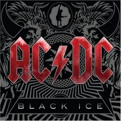 AC-DC - BLACK ICE -VINYL FOR INDIE RETAIL & HOT TOPIC -