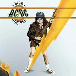 AC/DC - HIGH VOLTAGE [LP]