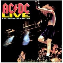 AC/DC - LIVE -2LP COLLECTOR'S EDITION [LP]