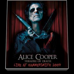 ALICE COOPER - THEATRE OF DEATH BLURAY [BLU RAY]