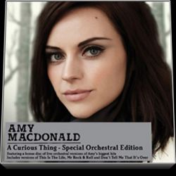 AMY MACDONALD - A CURIOUS THING - 2CD [CD]