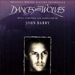 DANCE WITH WOLVES - BAILANDO CON LOBOS - VARIOS - BSO [CD]