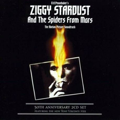 B.S.O. - DAVID BOWIE - ZIGGY STARDUST AND THE SPIDERS FROM MA [CD]