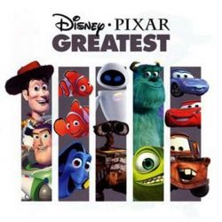 B.S.O. - DISNEY - DISNEY PIXAR GREATEST [CD]