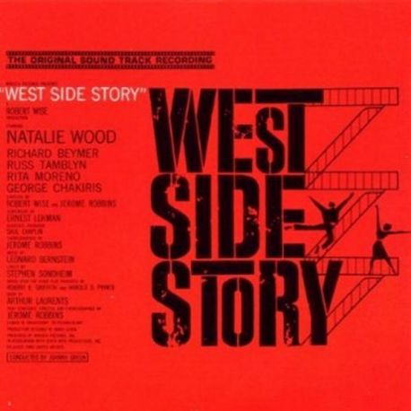 WEST SIDE STORY BSO [CD]
