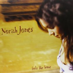 NORAH JONES - FEELS LIKE HOME [LP]
