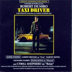 TAXI DRIVER - BSO [CD]