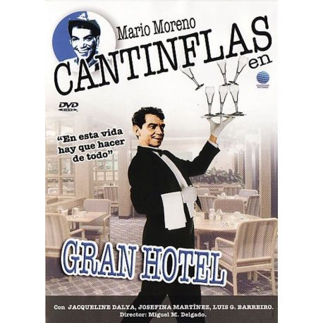 CANTINFLAS - GRAN HOTEL [DVD]
