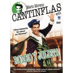 CANTINFLAS - ROMEO Y JULIETA [DVD]