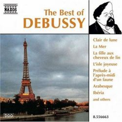 Debussy - The Best Of Debussy [CD]