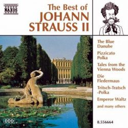 Johann Strauss Ii - The Best Of Johann Strauss [CD]