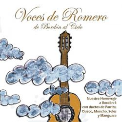 Voces De Romero - De Bordon Al Cielo [CD]