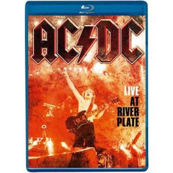AC/DC - LIVE AT RIVER PLATE -BLU - RAY VIDEO LONGPLAY - [BLU RAY]
