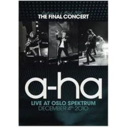 A-HA - ENDING ON A HIGH NOTE [DVD]