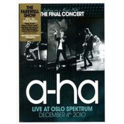 A-HA - ENDING ON A HIGH NOTE [BLU RAY]