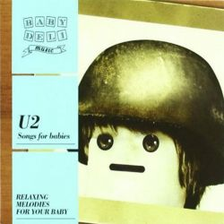 BABY DELI MUSIC - BABY DELI - U2 [CD]