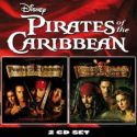B.S.O. - DISNEY - PIRATES OF THE CARIBBEAN 1 + 2 [CD]