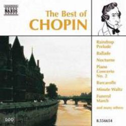 Chopin - The Best Of Chopin [CD]