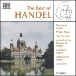 Handel - The Best Of Handel [CD]