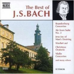 J.S.Bach - The Best Of J.S.Bach [CD]